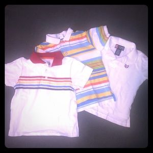 Lot of 3 boys 2T shirts